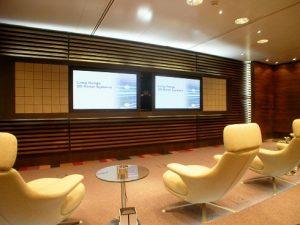 Instalaciones fijas audiovisuales
