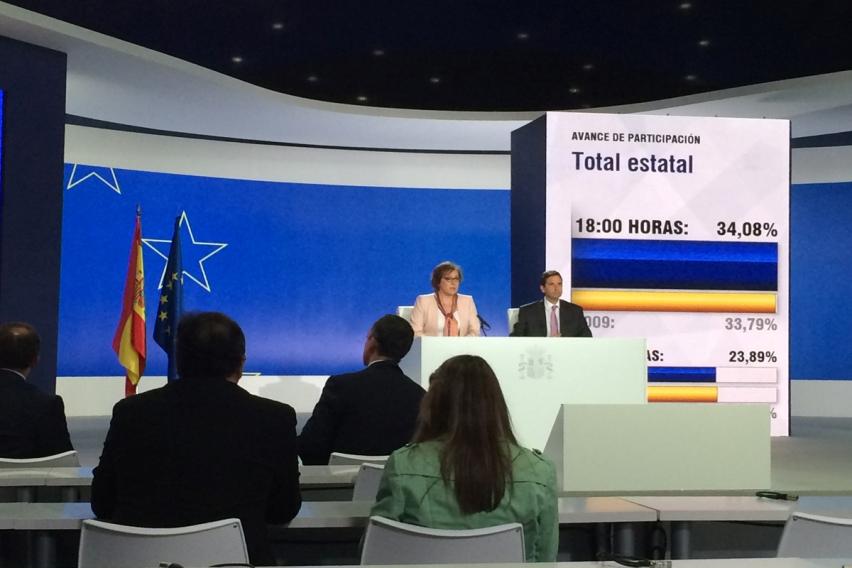 Elecciones europeas VideoCenter